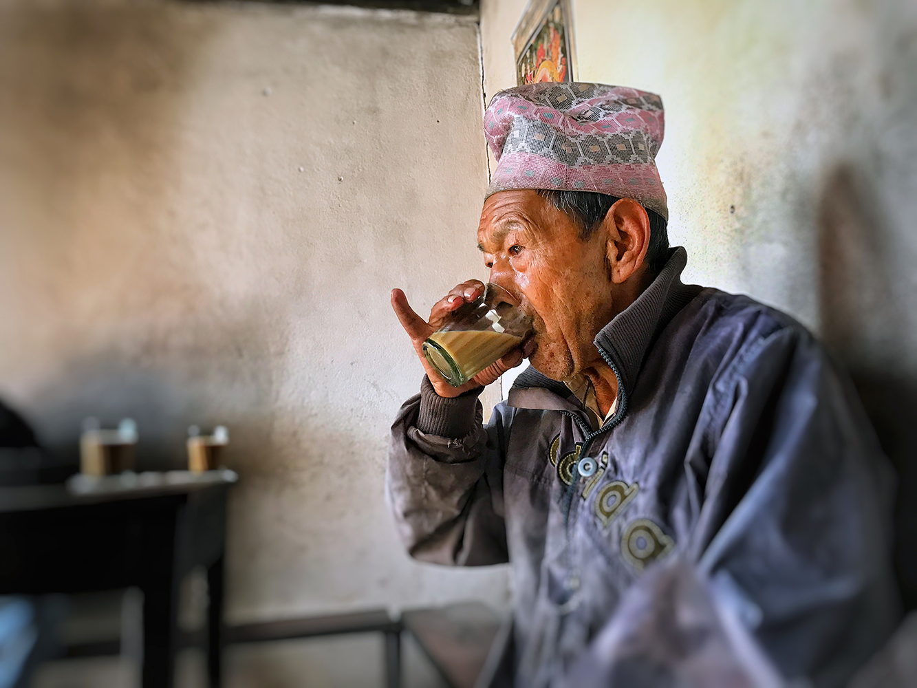 Chiya Khayo? Traditional Nepali Tea and Snacks