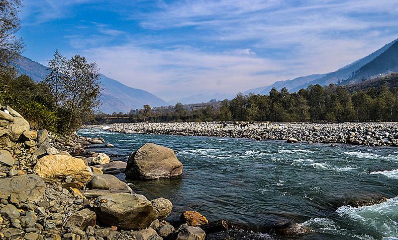 Pushing Through Pain While Cycling in Himachal Pradesh