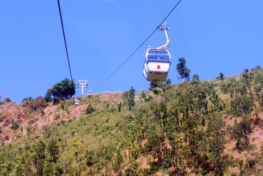 The Manakamana Cable Car. Photo: Bhaskar Pyakurel