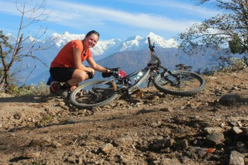 The Top 3 Mountain Biking Adventures in Nepal