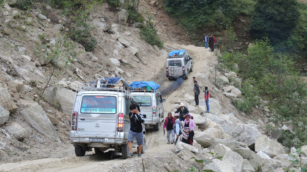 How to Survive Overland Travel in Nepal
