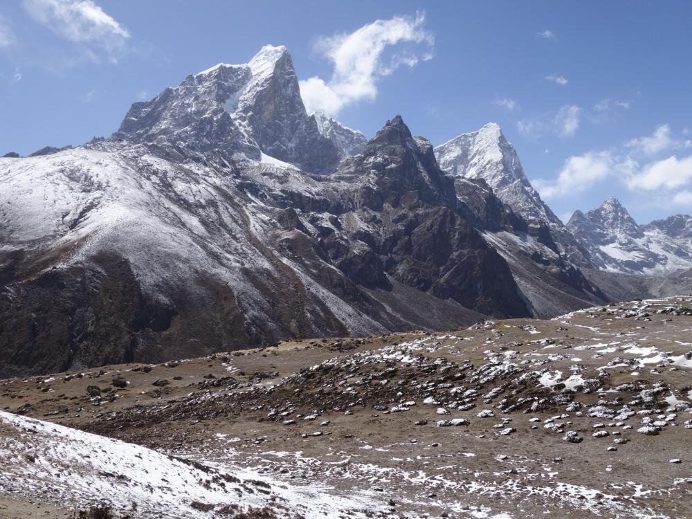 Nepal's Three Passes Trek: An Alternative to EBC