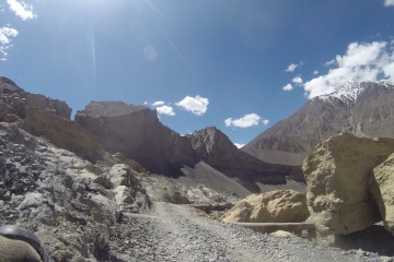 The Road to Shimshal, Pakistan