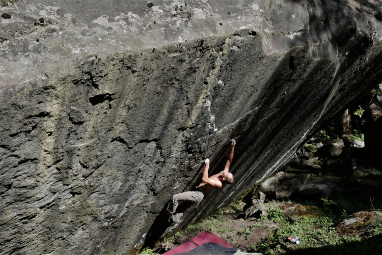 Try the Newest Sport in Town: Bouldering in Manali