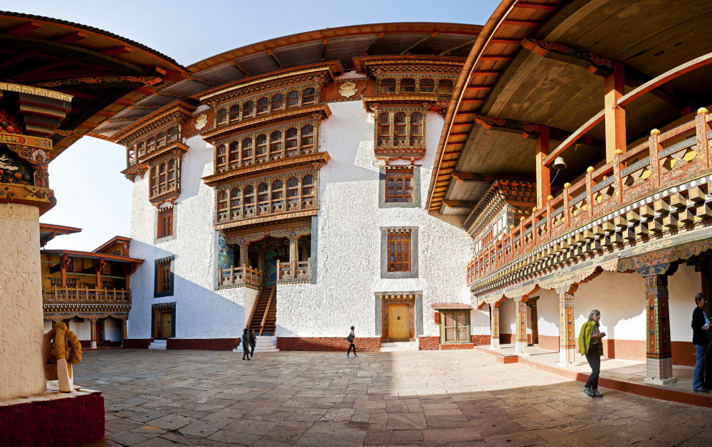 Local Homestay in Bhutan, the Land of the Thunder Dragon