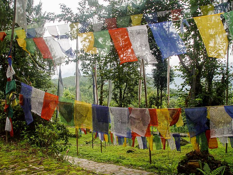 Reaching the End of the World in Sikkim