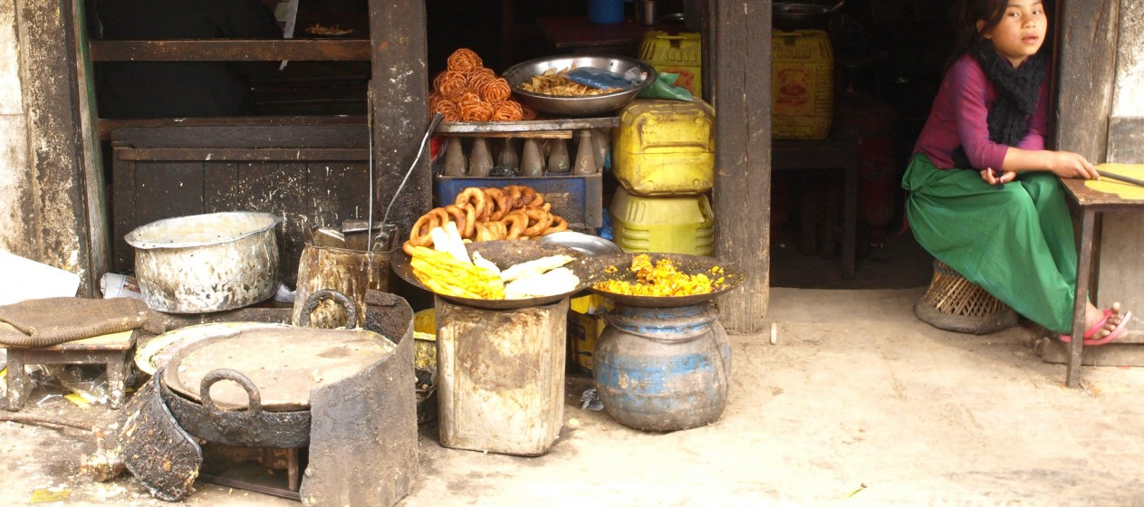 Must try Newari food when in Nepal