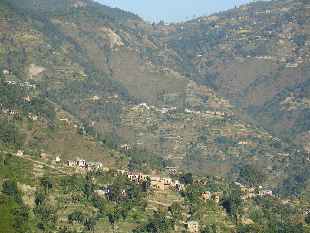 Monsoon Hiking: Nagarkot to Dhulikhel
