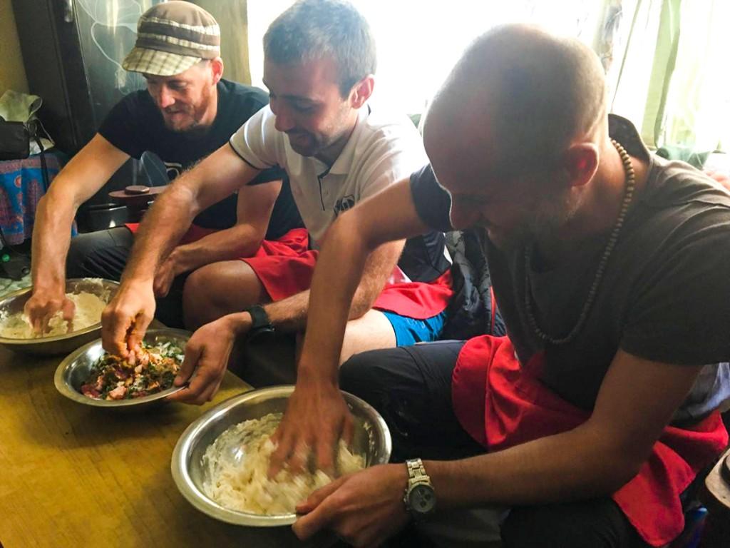 Eat like Gurkha