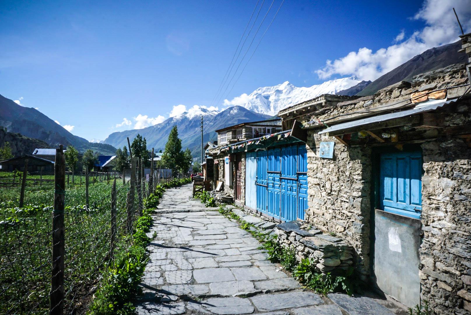 Manang, the Jewel of the Annapurna Circuit