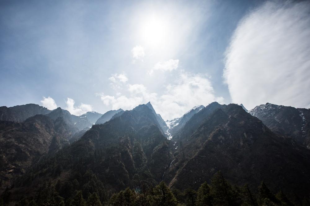 Momentum and Memories on the Langtang Trek