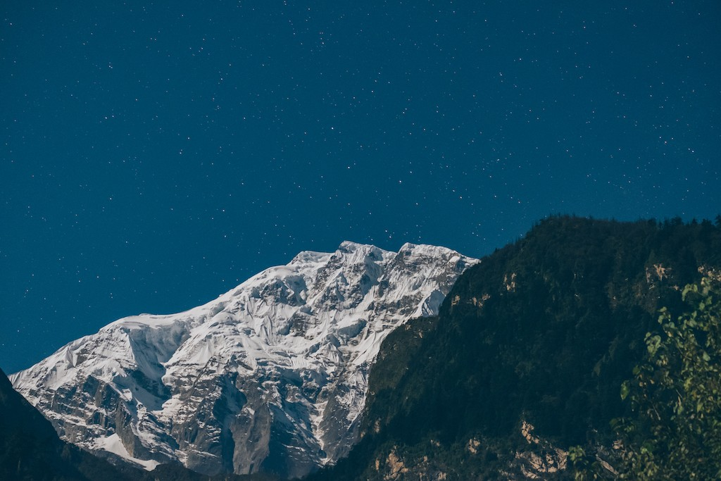 Photographing the Annapurna Circuit