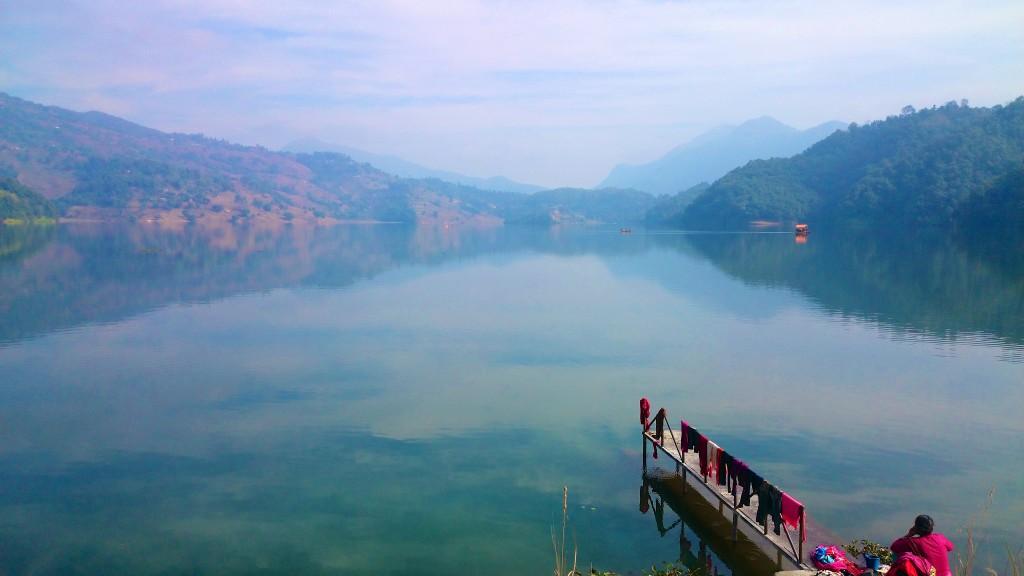 Begnas Lake. Photo: Mario Miklisch/Flickr