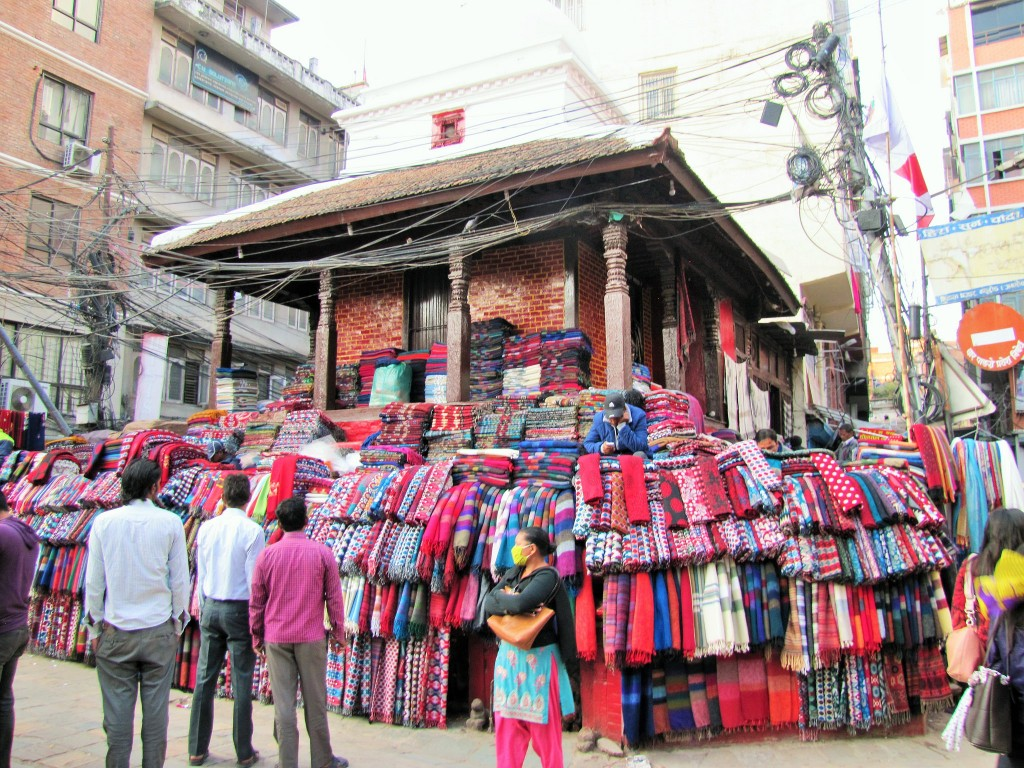 A Tour of Asan, the Oldest Streets in Kathmandu
