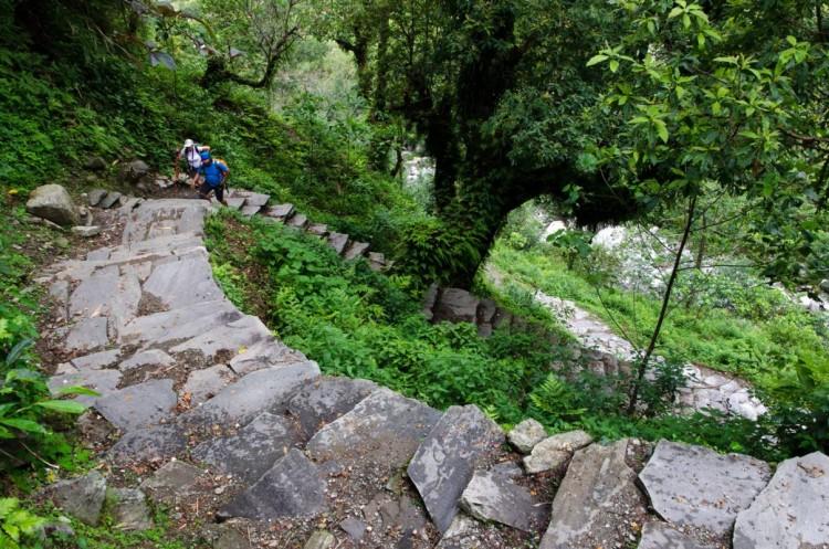 Hiking the Ghandruk Loop