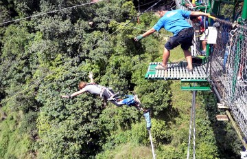 7 Ways to Get an Adrenaline Rush in Nepal