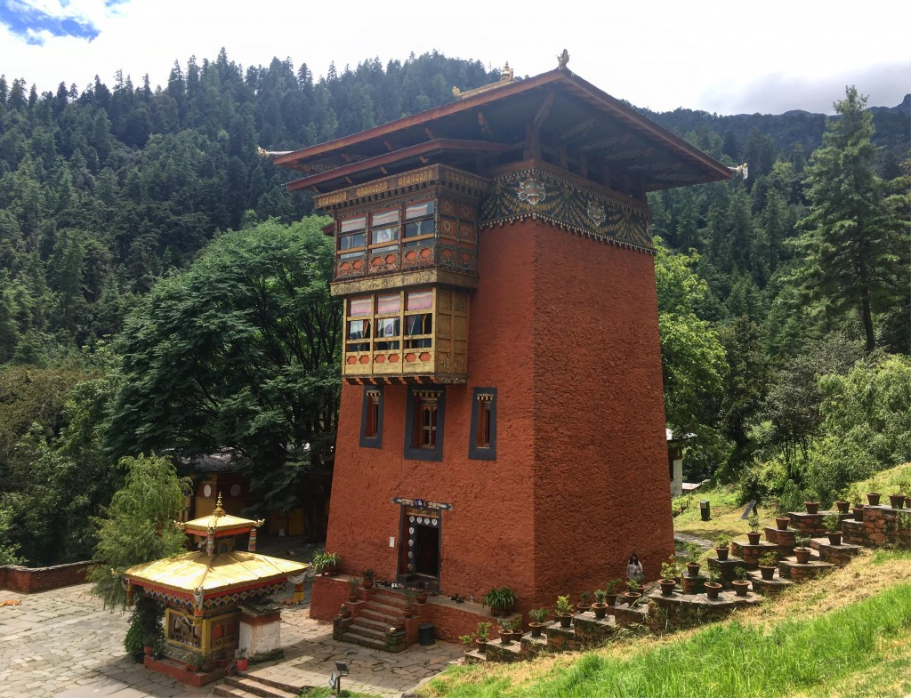 Bhutan College Of Natural Resources
