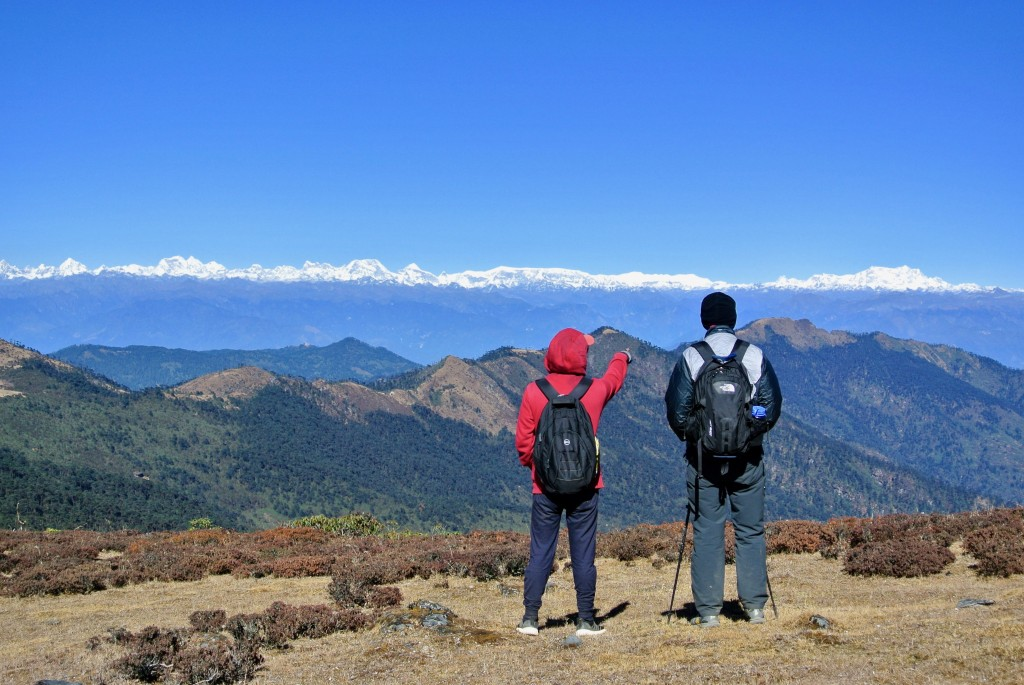 Bhutan's Dagala Thousand Lakes Trek