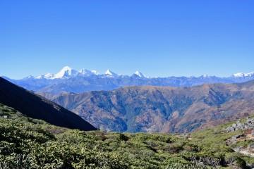 Bhutan's Dagala Thousand Lakes Trek