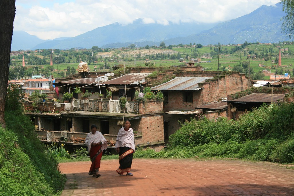 Running the Kathmandu Valley Rim Trail