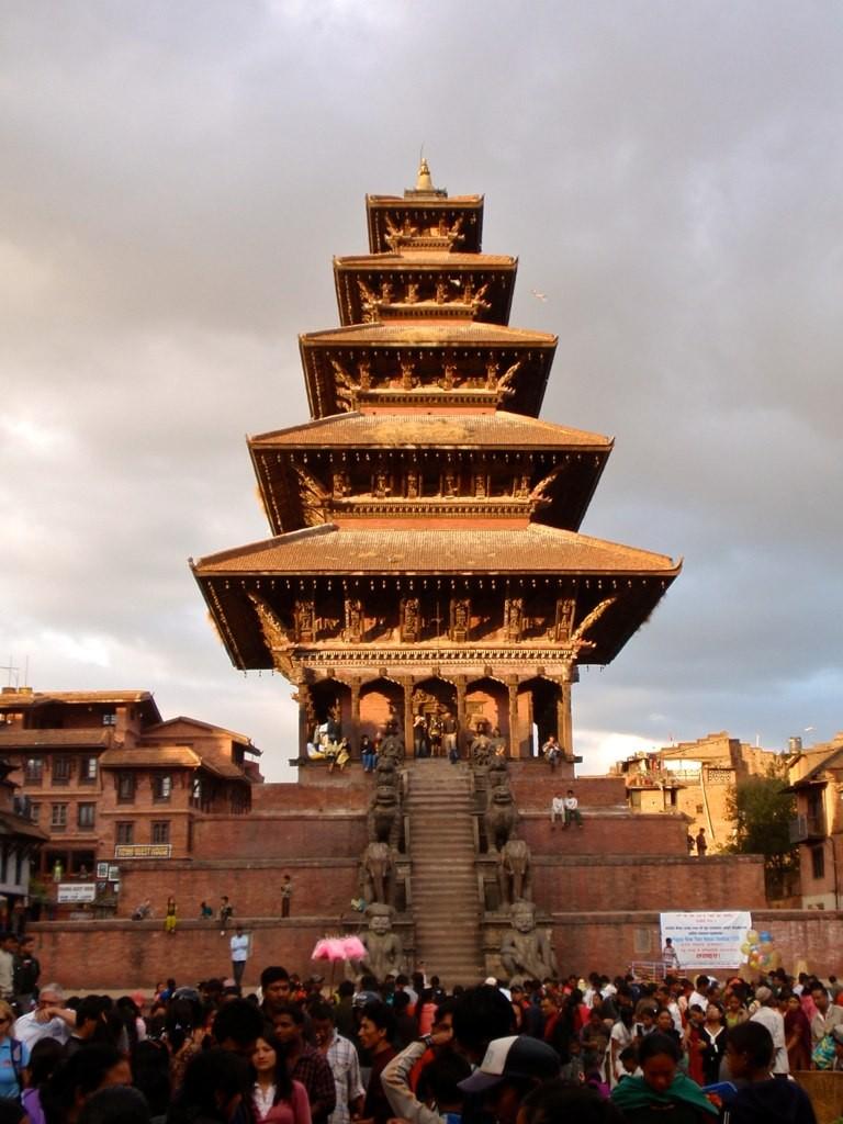 Nyatapola Temple, Bhaktapur. Photo: John Pavelka/Flickr