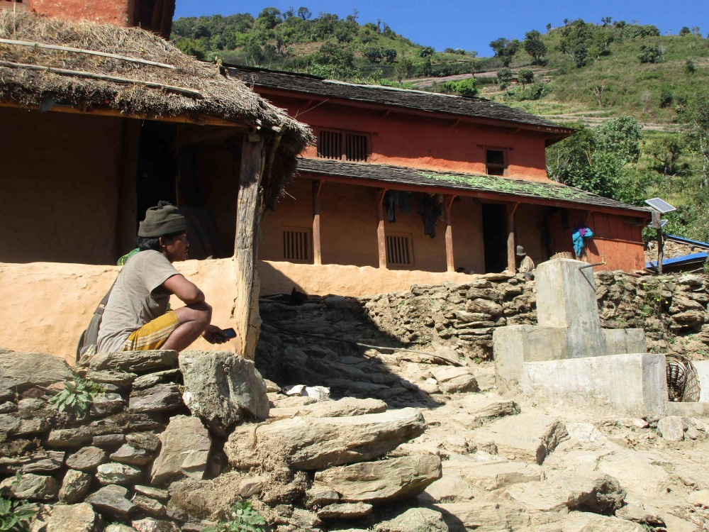 To the Back of Beyond: The Chepang Hills Trek