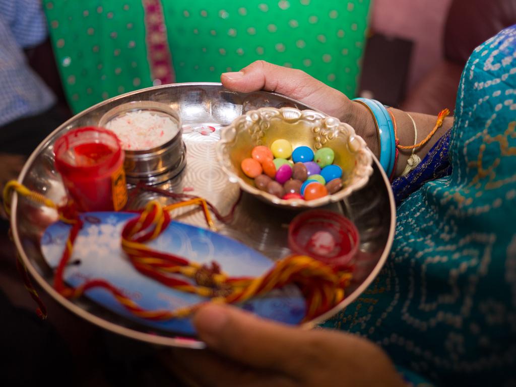 The Janai Purnima Festival, or Rakshya Bandhan