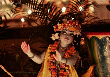 Photo: Vrindavan Lila/Flickr