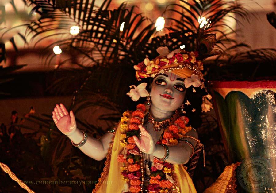Celebrating Krishna, Most Flamboyant of the Gods