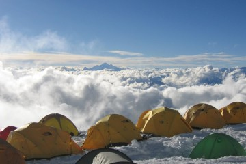 Cho Oyu expedition. Photo: Dirk Groeger / Flickr