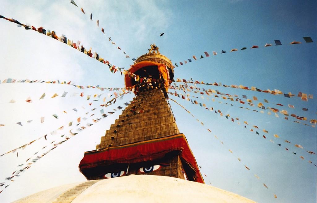 Boudhanath Stupa. Photo credit: SarahTz / Flickr
