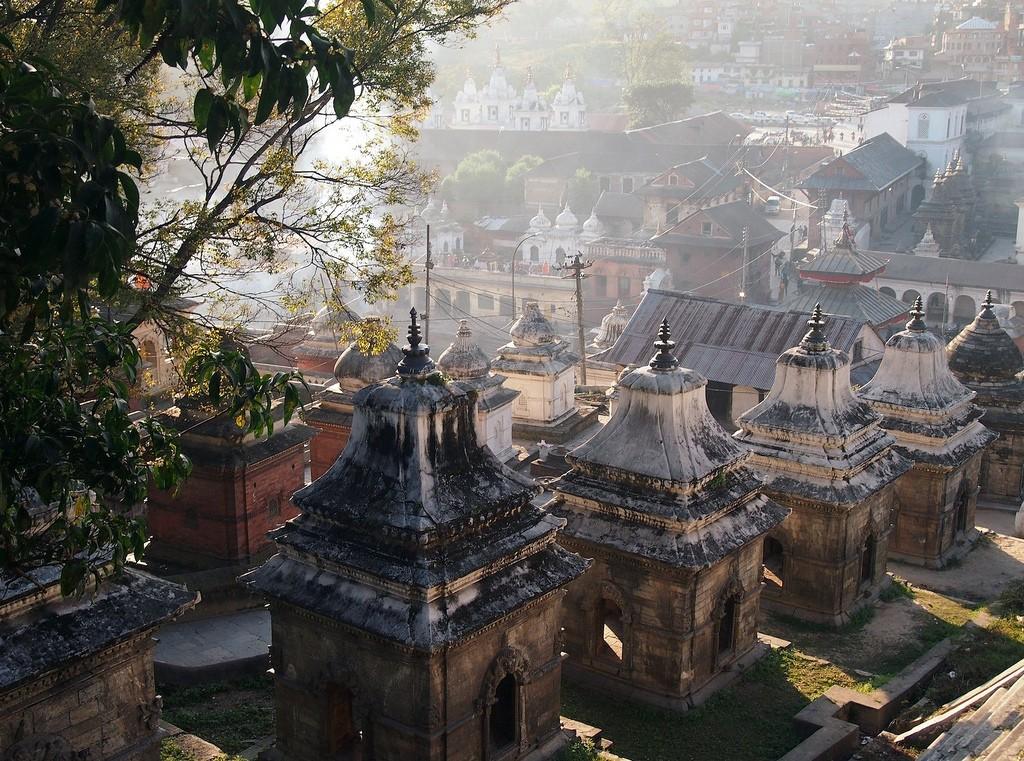 Pashupatinath. Photo credit: momo / Flickr