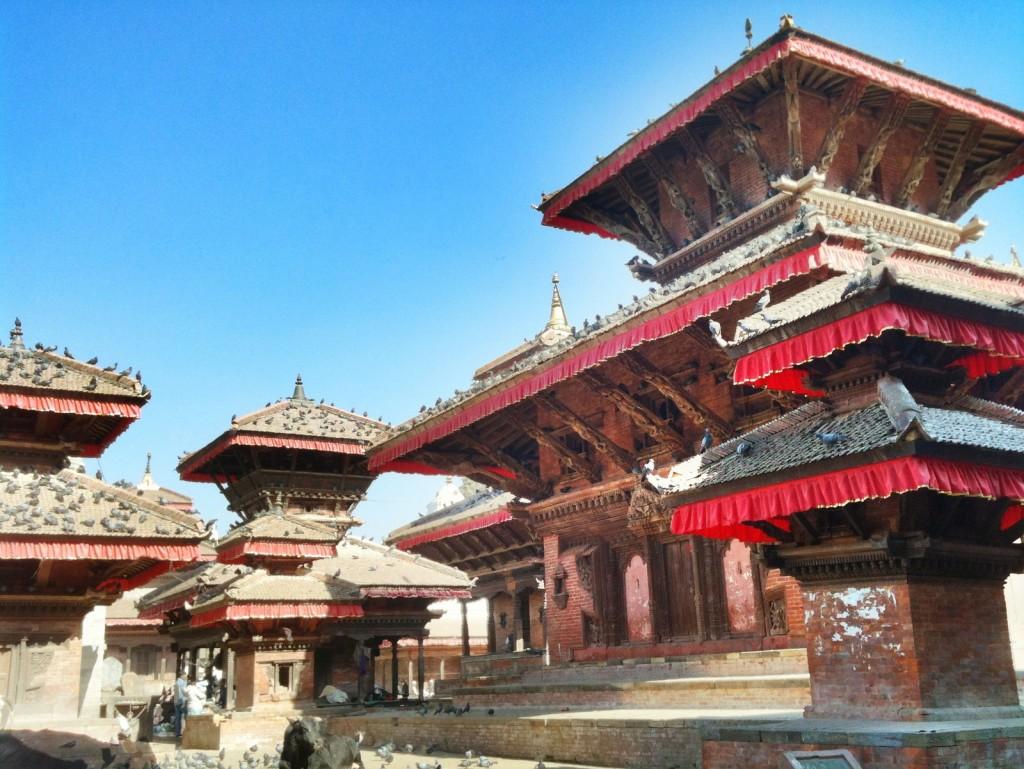 Kathmandu Durbar Square. Photo credit: Archimedix / Flickr