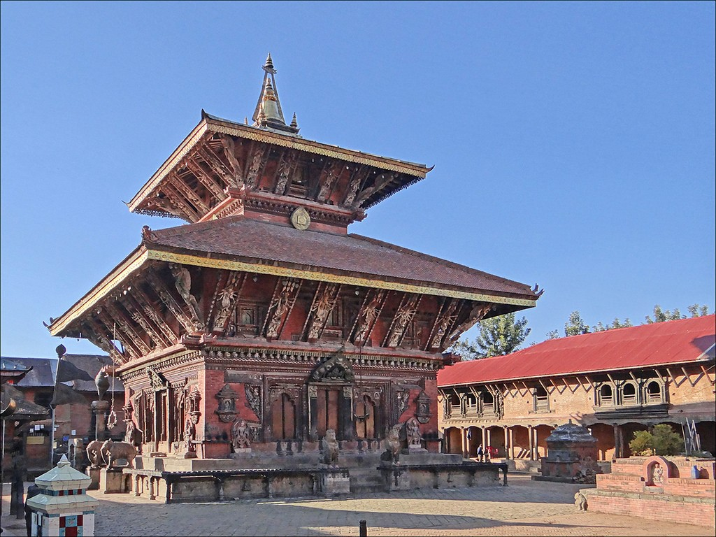 Changunarayan. Photo credit: Jean-Pierre Dalbera / Flickr