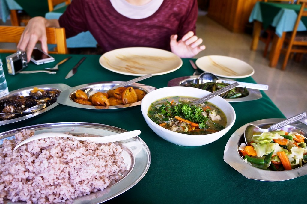 Bhutanese food. Photo: free range jace / Flickr