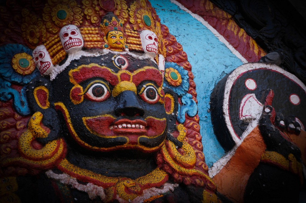 Same Same But Different: Religion in Nepal