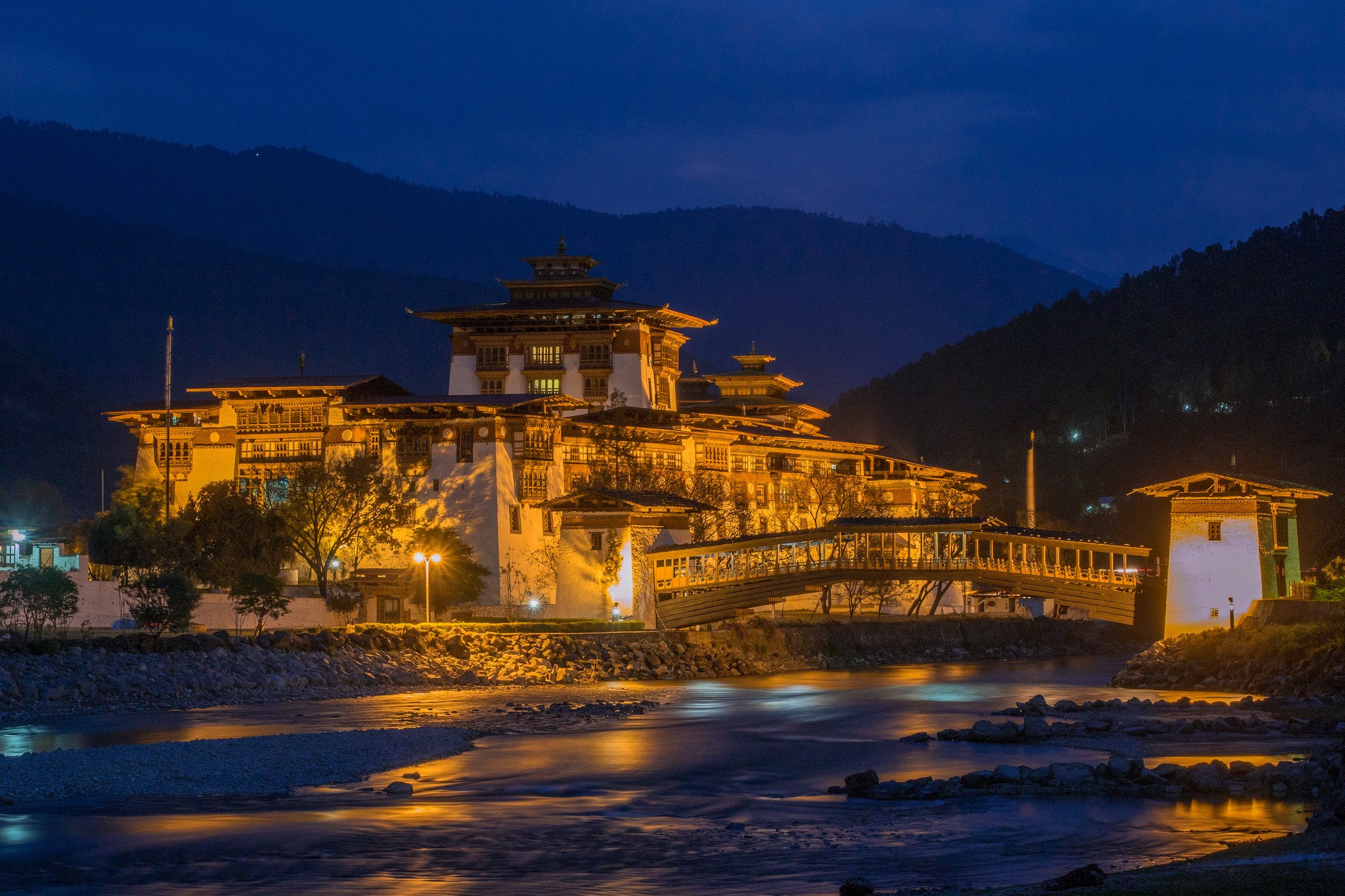 Bhutan's Tentative World Heritage Sites