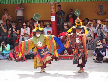 Guide to the Hemis Monastery Festival, Ladakh, 23-24 June 2018