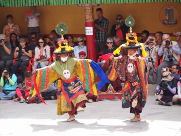 Guide to the Hemis Monastery Festival, Ladakh, 23-24 June 2018