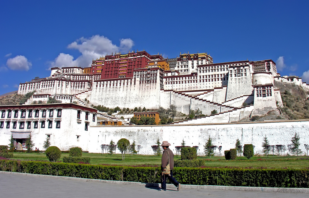 World Heritage Sites in Tibet