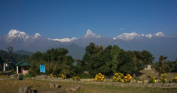 The Australian Camp Hike from Pokhara