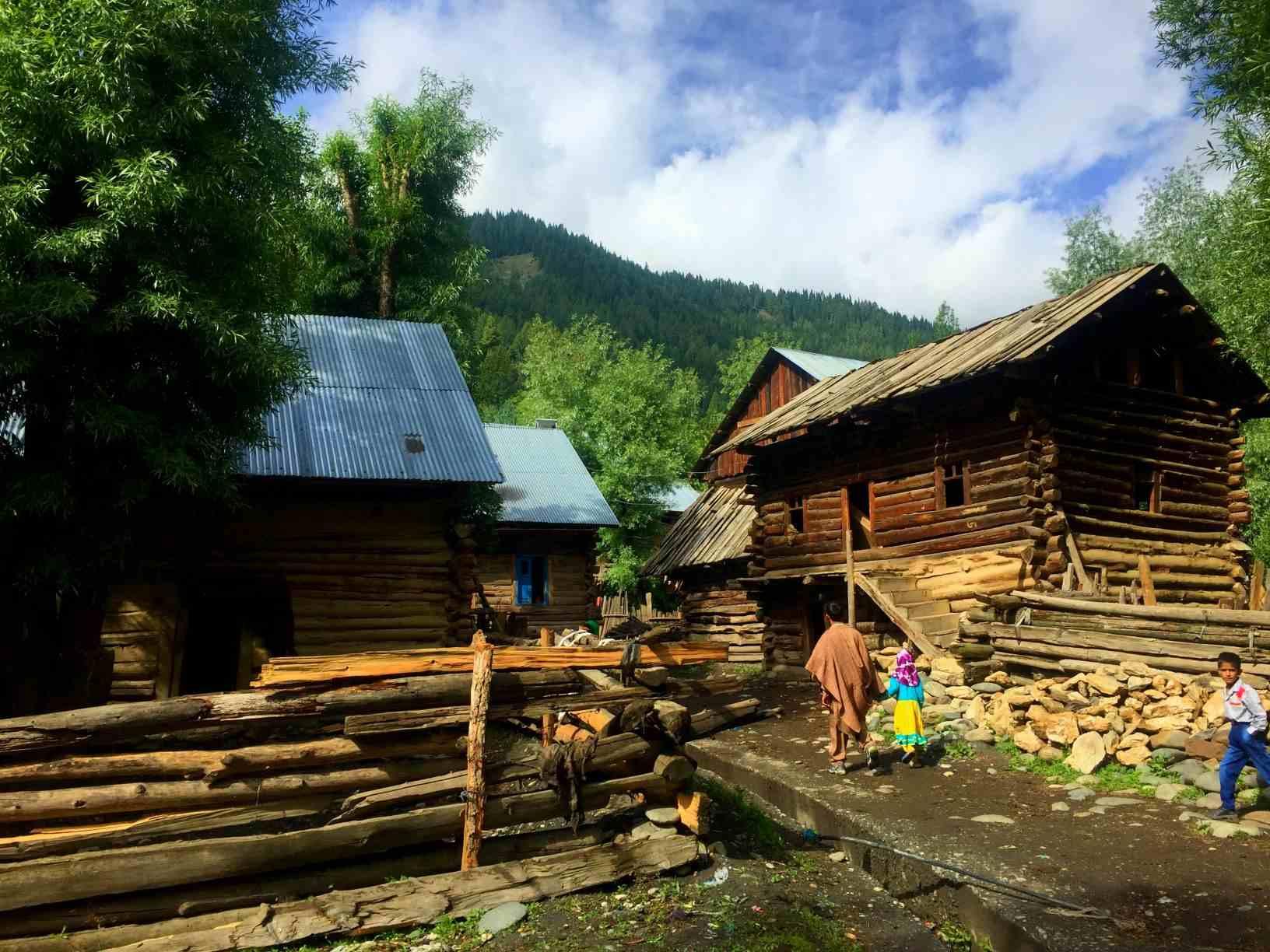 Exploring a Himalayan Paradise in the Gurez Valley, Kashmir