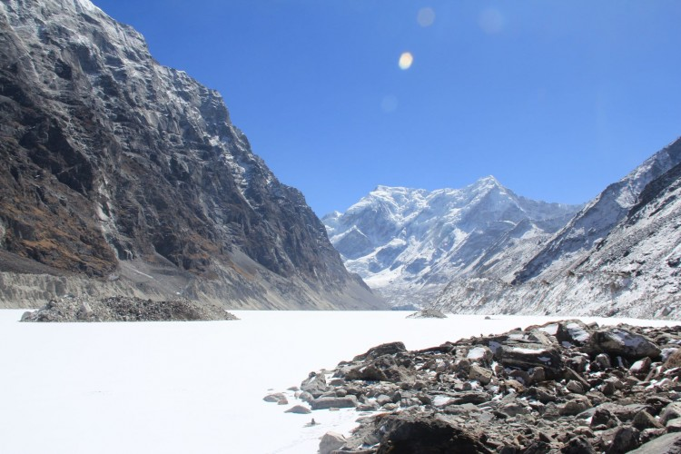 Trekking to the Rolwaling Valley and Tso Rolpa Lake