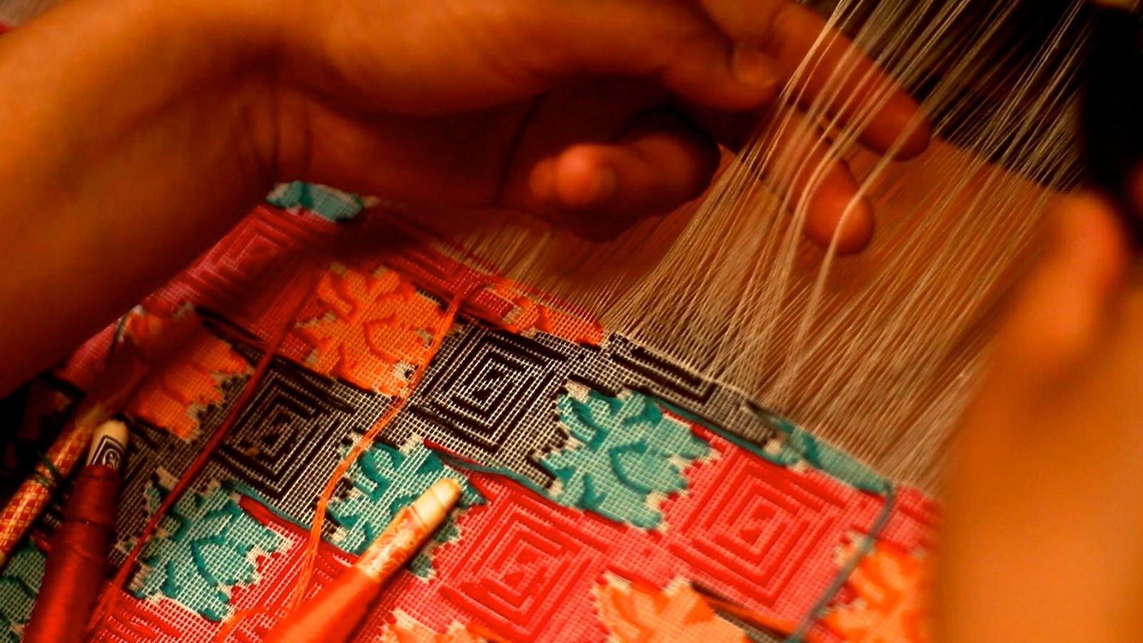 The Fascinating Story of Palpali Dhaka Cloth