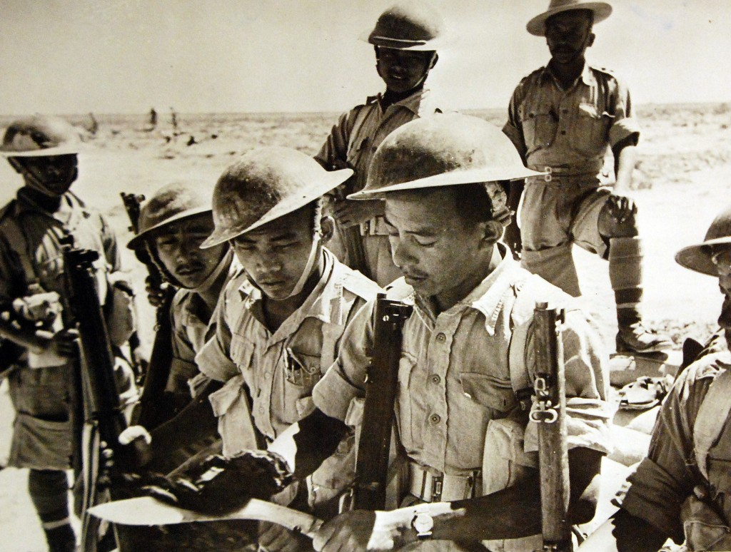 A Short History of the Gurkha Soldiers