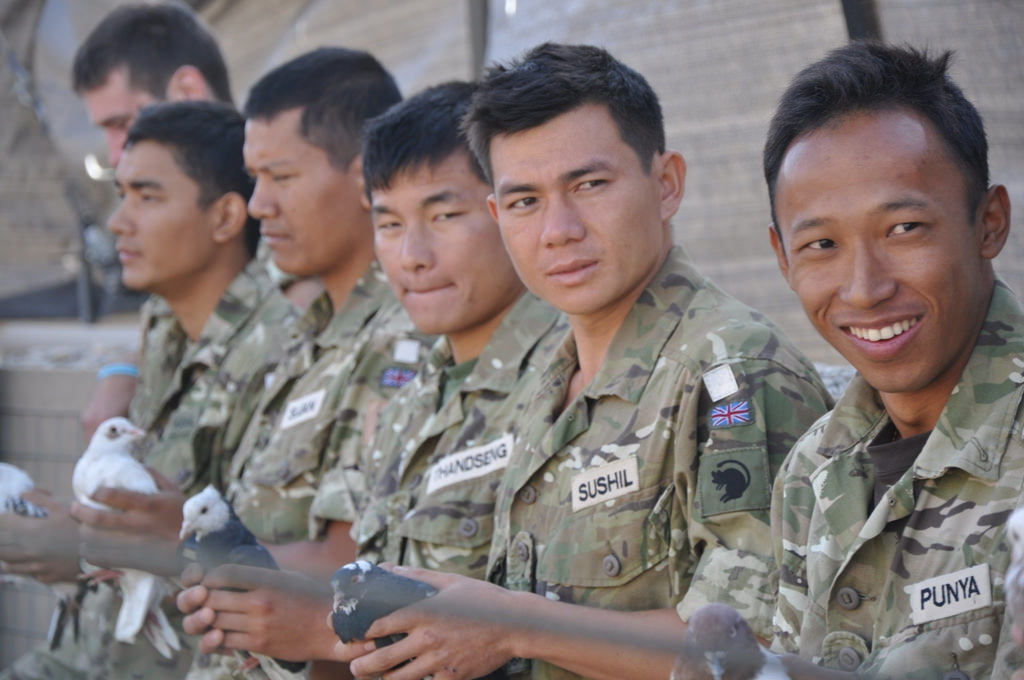 A Short History of the Gorkha Soldiers
