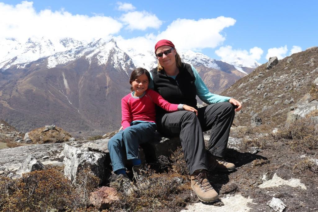 Trekking in the Langtang Valley with Kids