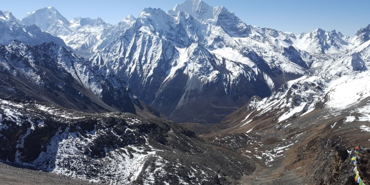 Attempting Yala Trekking Peak
