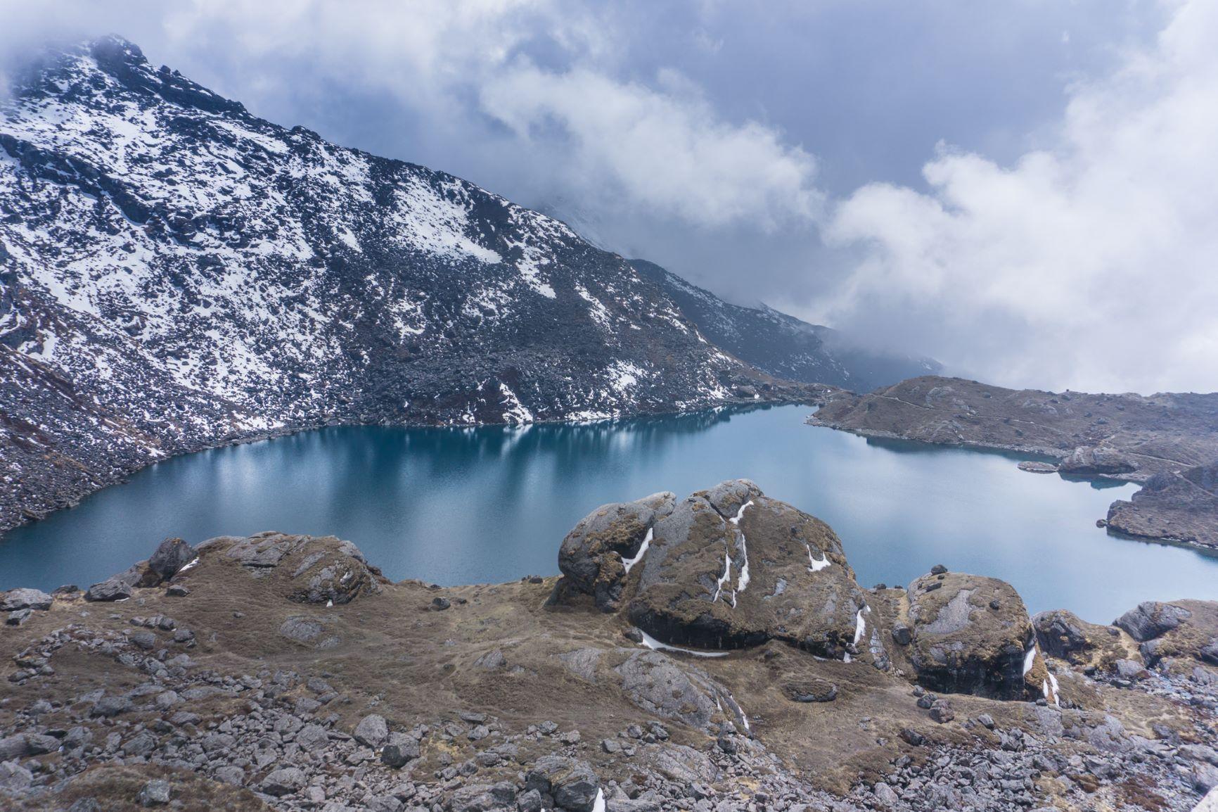 Gosainkunda, the Sacred Lake District of Nepal