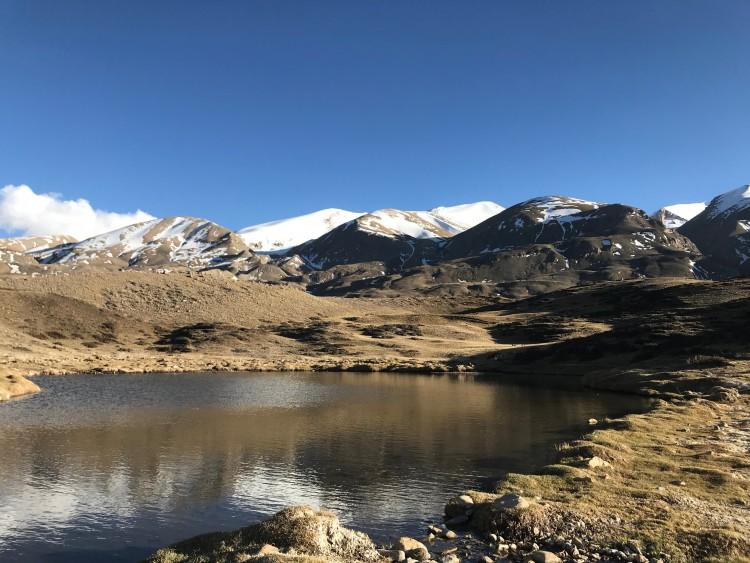 Damodar Kunda, A Hidden Pilgrimage Site in Upper Mustang